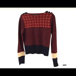 Marc Jacobs nautical sweater